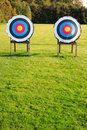Two Targets Stock Photo - 3533360