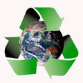Recycle Symbol Royalty Free Stock Image - 3537336