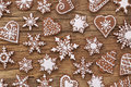 Gingerbread Cookies Royalty Free Stock Photography - 35316977