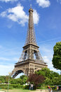 Eiffel Tower In Paris Royalty Free Stock Photos - 35318458