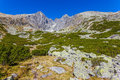 Beautiful View In The Tatra Mountains Royalty Free Stock Image - 35323676