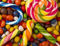 Sweet Brightly Colored Candy Royalty Free Stock Photos - 35334738
