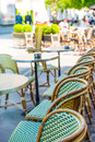 Traditional Parisian Coffee Royalty Free Stock Photography - 35347747