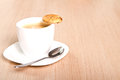 Coffee And Cookie Stock Image - 35356281