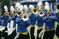 Marching Band Royalty Free Stock Image - 35369486
