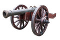 Old Cannon Royalty Free Stock Photo - 35388365
