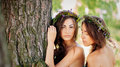 Double Portrait Royalty Free Stock Images - 35392199