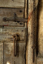 Old Rusty Door Latch Stock Image - 35394791