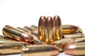 9mm Bullets Group Stock Photos - 35396193