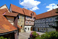 Traditional Houses Royalty Free Stock Photography - 3547607