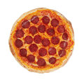 Pepperoni Pizza Royalty Free Stock Photos - 35414078