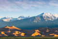 Great Sand Dunes Stock Image - 35446421