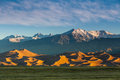 Great Sand Dunes Stock Photography - 35458032