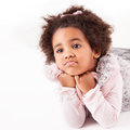 African Descent Child Royalty Free Stock Photos - 35459418