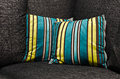 Pillows On Couch Stock Photography - 35460322