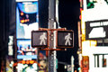 Keep Walking New York Traffic Sign Royalty Free Stock Images - 35464189