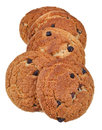 Chocolate Chip Oatmeal Cookies Stock Images - 35482654