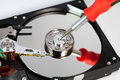 Hard Disk Drive Royalty Free Stock Photos - 35499478