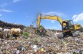 Garbage Final Landfill Stock Photo - 35502490