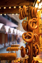 Pretzels In Berlin Royalty Free Stock Photography - 35512437