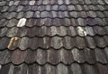 Old Wood Roof Stock Photos - 35513053