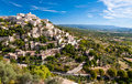 Gordes The Beautiful Village From Provence Stock Photo - 35526260