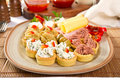 Appetizers Stock Images - 35543874