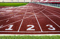 Running Track Texture For Background. Stock Photography - 35546382
