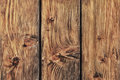 Old Knotted Weathered Pine Planks Fence - Detail Royalty Free Stock Photos - 35565568