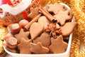 Gingerbreads Royalty Free Stock Image - 3562106