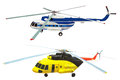 Helicopter Royalty Free Stock Photos - 35626738