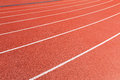 Athletic Track Royalty Free Stock Image - 35634266