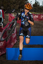 Redmond Golf Cross Cyclo-Cross Race Royalty Free Stock Photos - 35654628