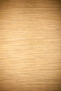 Close Up Beige Brown Bamboo Mat Striped Background Texture Pattern Stock Photography - 35657192