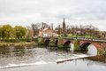 Old Dee Bridge, Chester Royalty Free Stock Images - 35679129