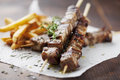 Meat Skewer Stock Images - 35683174