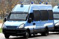 Armored Police Van Transporting Money Royalty Free Stock Images - 35706399