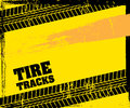 Tire Tracks Stock Images - 35708864