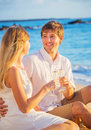 Honeymoon Concept, Man And Woman In Love Stock Image - 35723561
