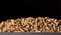 Wood Pellet Stock Photo - 35726630