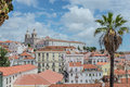Panoramic View Of Lisbon Royalty Free Stock Photography - 35737627