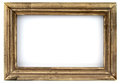 Old Picture Frame Royalty Free Stock Photo - 35755095