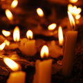 Church Candles Stock Image - 3587251