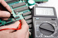 Electronic Technician Stock Images - 35809104