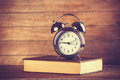 Alarm Clock And Book. Stock Images - 35812534