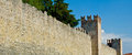 Old Castle Wall Stock Photography - 35815462