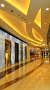 Shopping Mall Interior Stock Image - 35825221