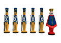 Toy Soldiers Royalty Free Stock Photos - 35865838