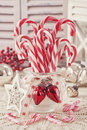 Candy Canes Royalty Free Stock Image - 35878776