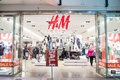 HM Store Logo In Mall Of America Stock Photography - 35906562